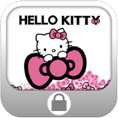 Sweet Pink Bow Screen Lock