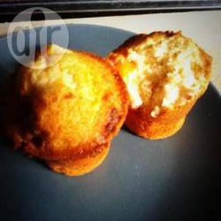 Peach and Nectarine Muffins.