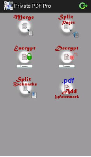 Private PDF Pro