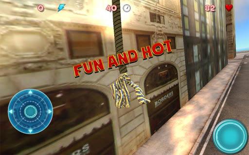 飞天超级男孩基地跳跃|玩體育競技App免費|玩APPs
