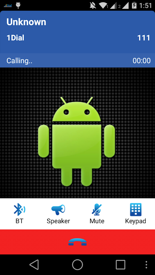 1 Dial- screenshot