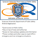 Syracuse University DPS logo