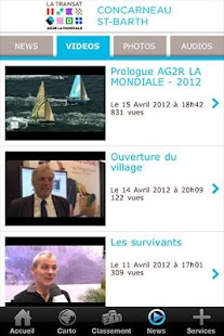 LA TRANSAT- screenshot thumbnail