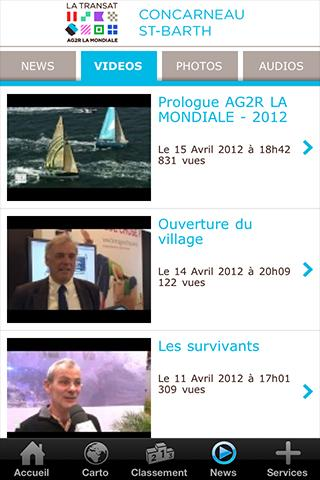 LA TRANSAT- screenshot