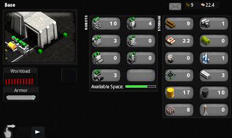 Screenshot of Robotic Planet RTS