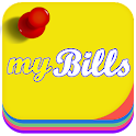 myBills lite - Bills Manager icon