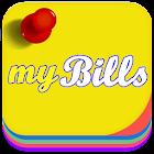 myBills lite - Bills Manager icon