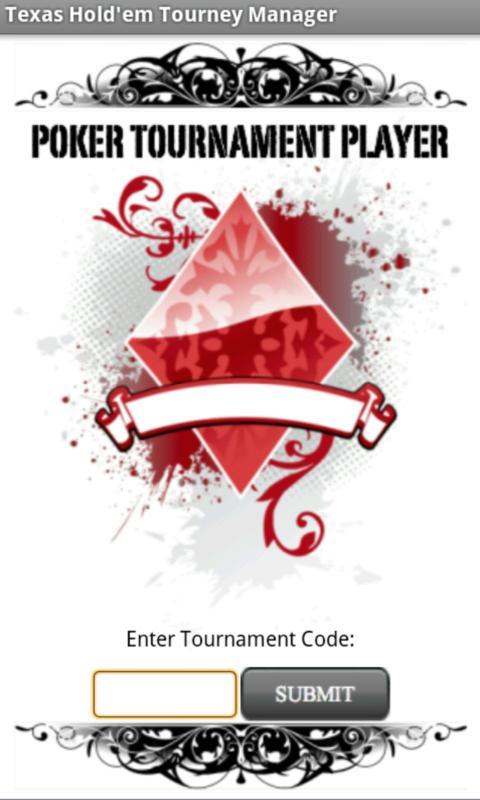 poker tournament chip setup