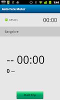 Screenshot of Auto Fare Meter