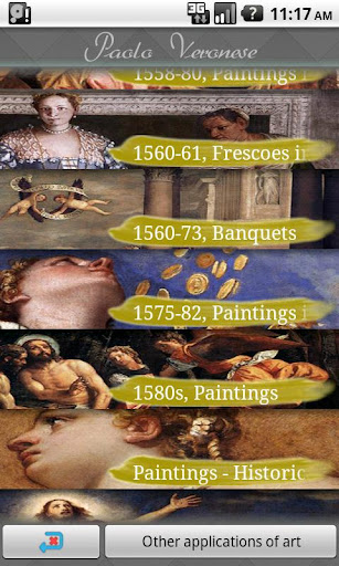 Paolo Veronese Art Wallpapers