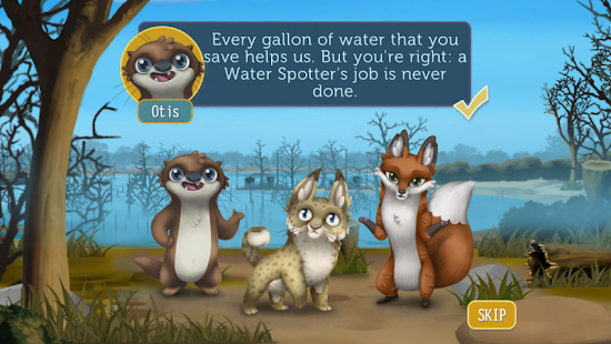 Water4Otter- screenshot thumbnail