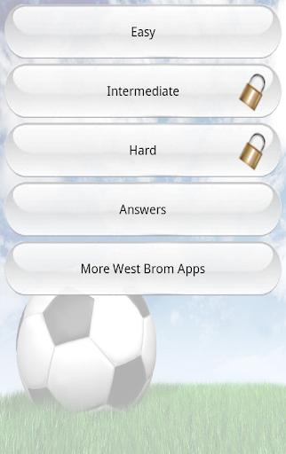 West Brom Quiz