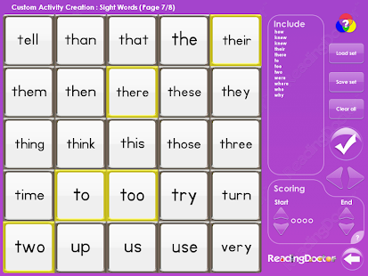 Sight Words 1 Pro- screenshot thumbnail