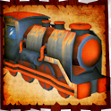 Trains of the wild west icon