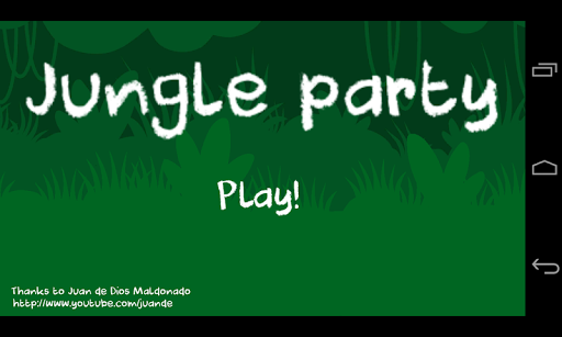 Jungle Party Free