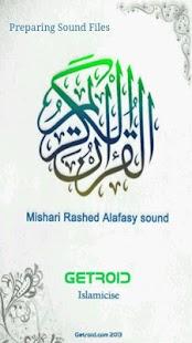 تنزيل Holy Quran - Mishari Alafasy 1 3 لنظام Android