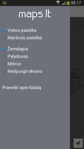 Maps.lt