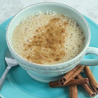 Apple Chai Latte.