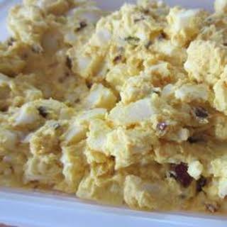 Indian-Inspired Egg Salad.