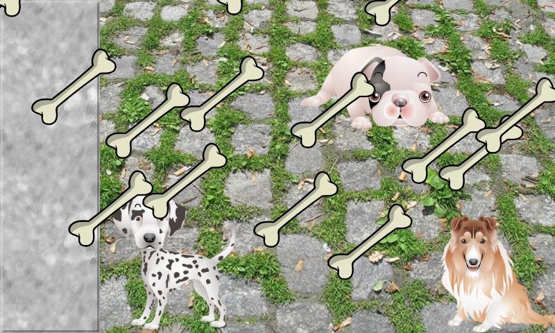 Cachorro puzzles para ni os aplicaciones android en - Puzzles para ninos pequenos ...