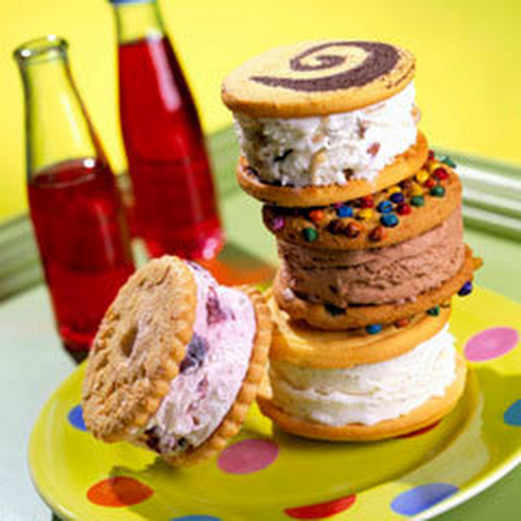 Breyers Ice Cream Sandwiches Recipe