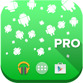 Androids Pro! Live Wallpaper