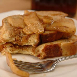 Healthy Challah French Toast.