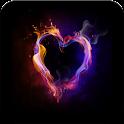 Romantic Love Wallpaper icon