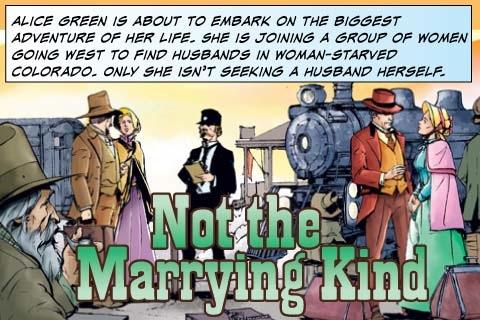 Not the Marrying Kind