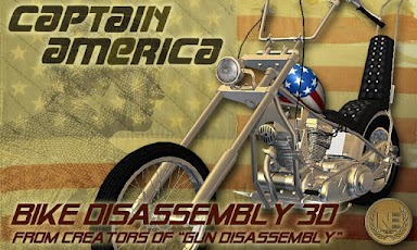 Bike Disassembly 3D apk