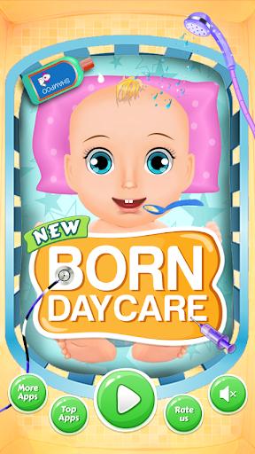 【免費家庭片App】Newborn Baby Day Care-APP點子