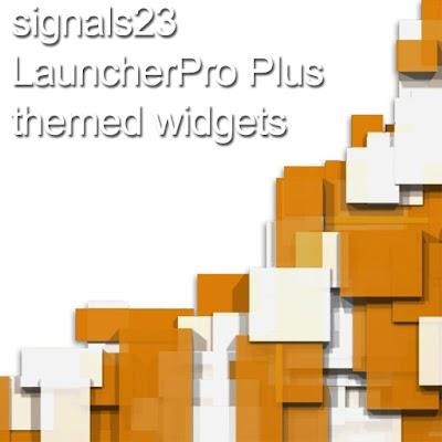 LauncherPro s23 BLURPS-GREEN