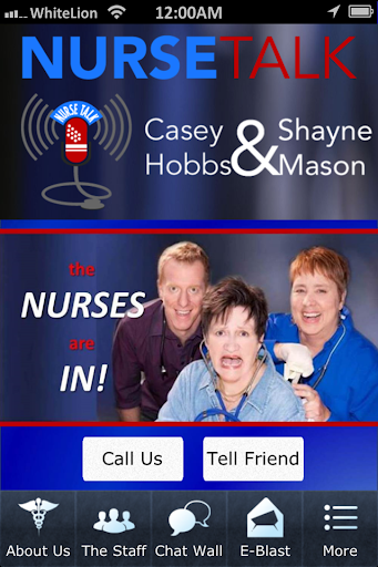 Nurse Talk Radio Show Blog