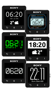 Clocki SmartWatch 2 Watch Face