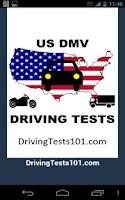 Screenshot of US DMV Driving Tests