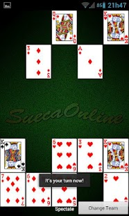 Sueca Online- screenshot thumbnail