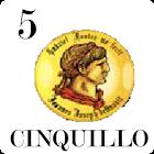Cinquillo icon
