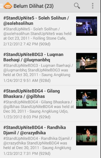 Standup Comedy Indonesia