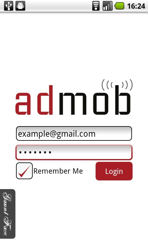 AdMob [Beta] - screenshot