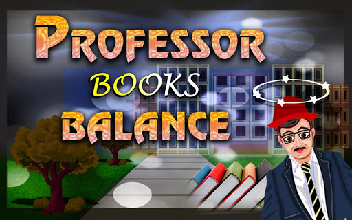 Professor Book Balance