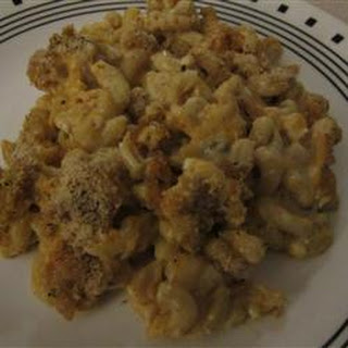 Easy Add-In Macaroni and Cheese.
