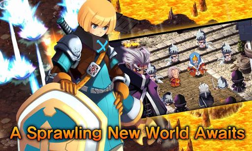 ZENONIA 5 v1.0.0 APK Download