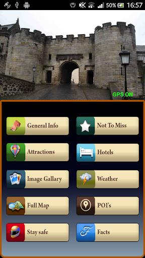 Stirling Offline Map Guide