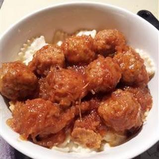Sweet and Sour Meatballs III.
