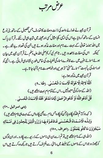Power of Names of Allah