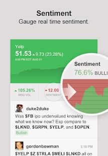 StockTwits - Stock Market Chat Screenshot 9