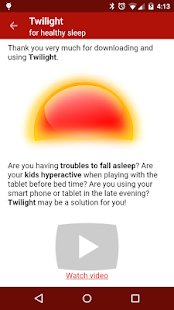 Twilight - screenshot thumbnail