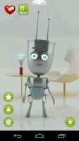 Screenshot of Talking Robot