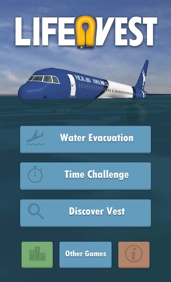 Life Vest App- screenshot
