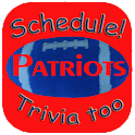 Schedule New England Patriots icon